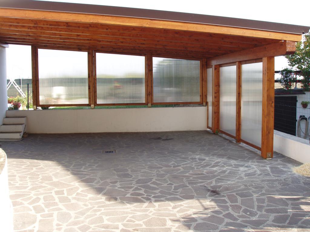 Tetti e tettoie in legno a Rovigo, Verona, Vicenza ...